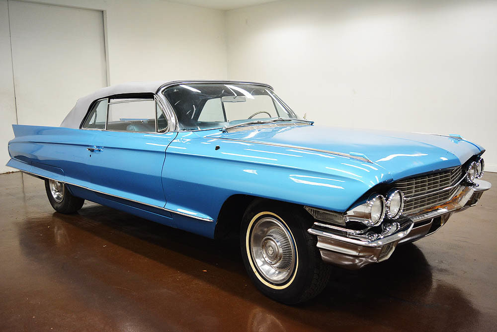 1962 Cadillac Series 62 Convertible for sale #75573 | MCG