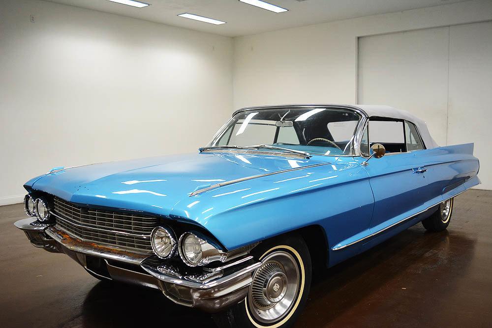 1962 Cadillac Series 62 | Classic Car Liquidators in ...