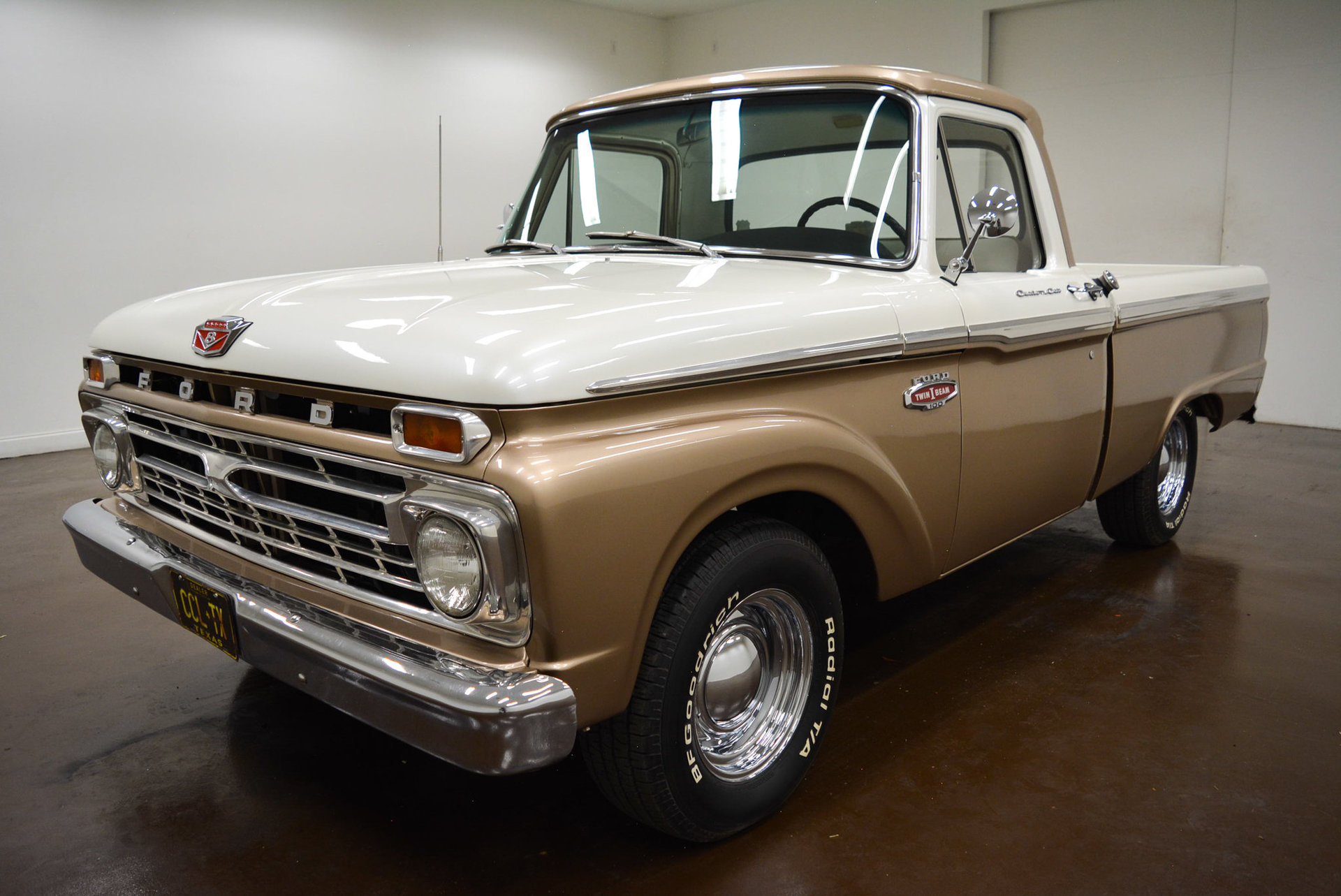 1966 Ford F-100 | Classic Car Liquidators in Sherman, TX