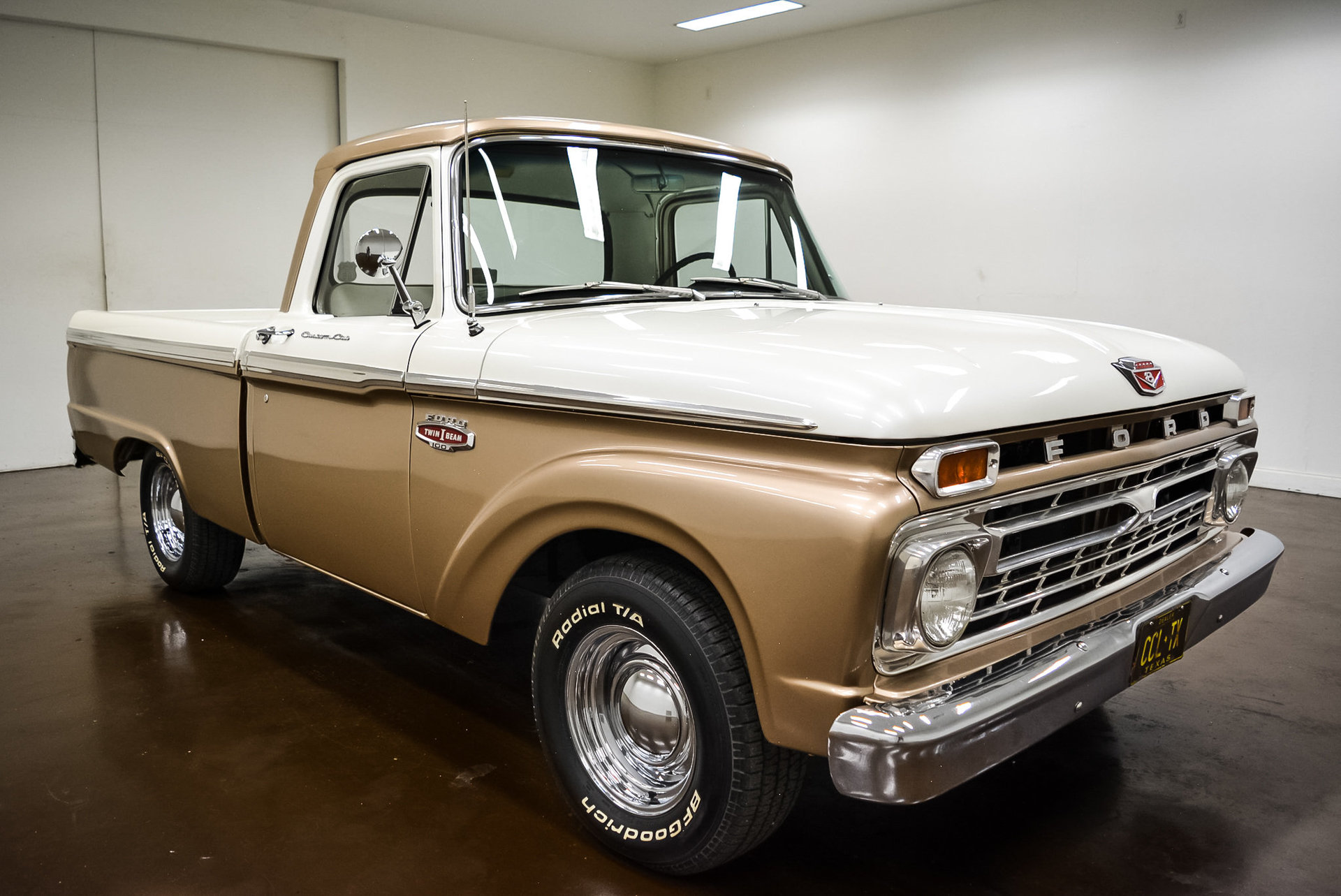 1966 ford f 100 my classic garage. Black Bedroom Furniture Sets. Home Design Ideas