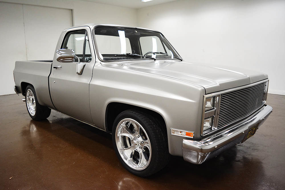 Turbo 350 Transmission Specs >> 1985 Chevrolet C10 | Classic Car Liquidators in Sherman, TX