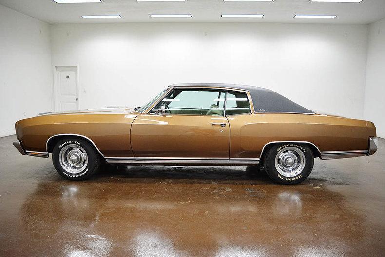 1972 Chevrolet Monte Carlo For Sale 83285 Mcg
