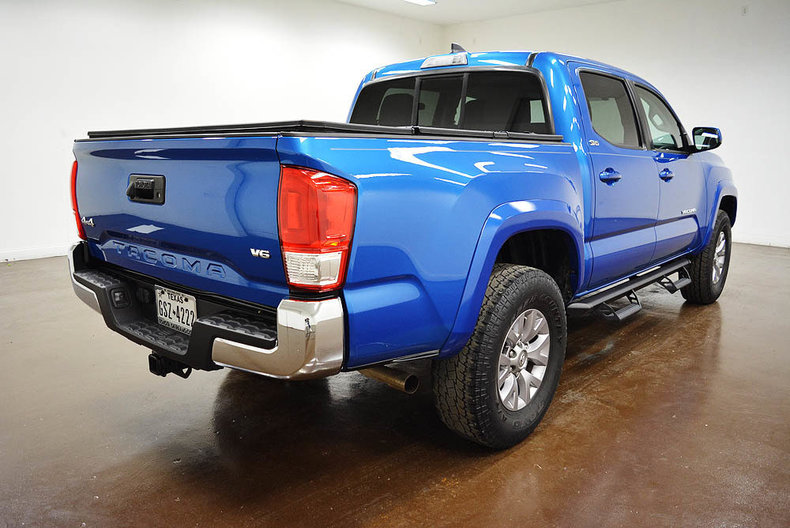 2016 toyota tacoma sr5 4x4 double cab for sale 84874 mcg. Black Bedroom Furniture Sets. Home Design Ideas