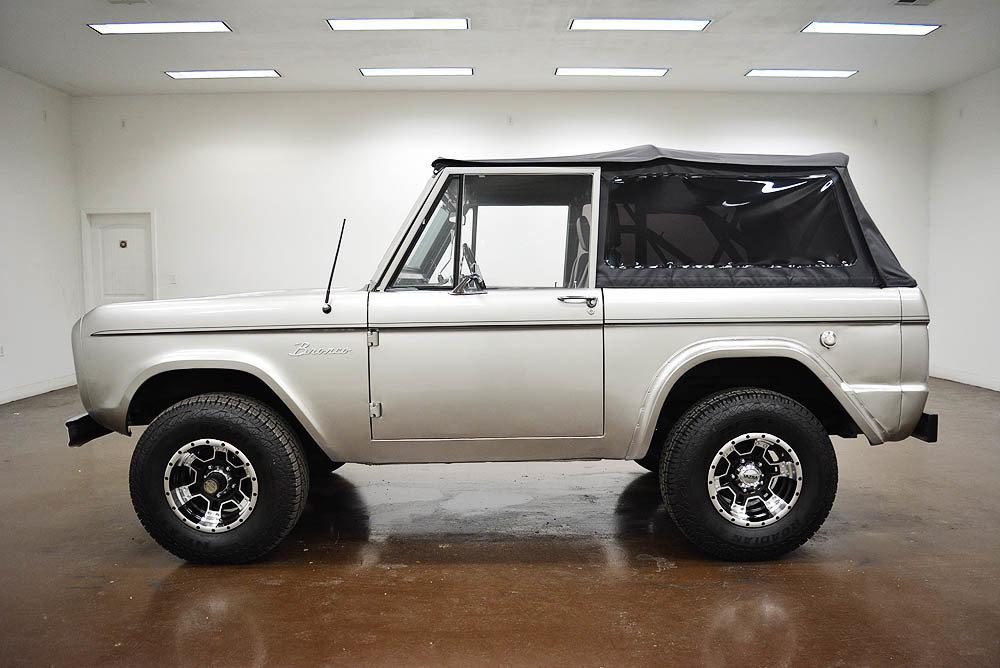 1966 Ford Bronco | Classic Car Liquidators in Sherman, TX