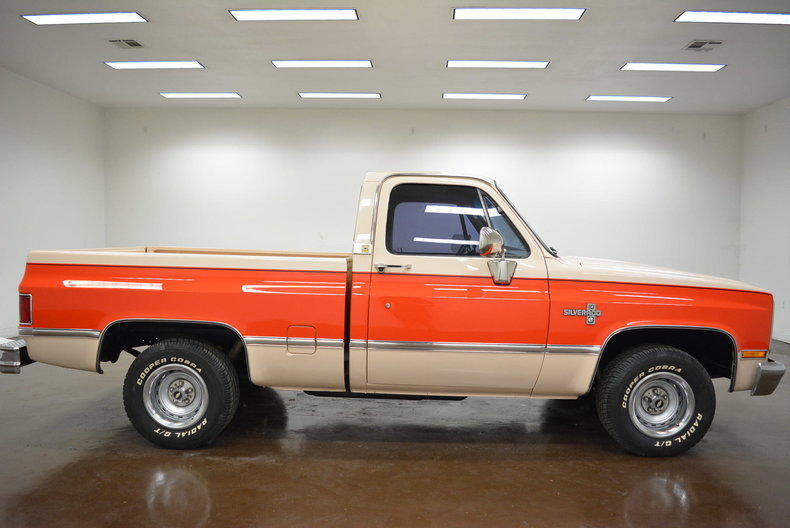 Turbo 350 Transmission Specs >> 1986 Chevrolet C10 | Classic Car Liquidators in Sherman, TX