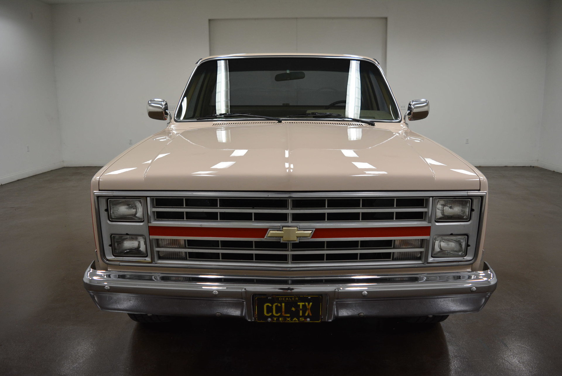 1986 Chevrolet C10 Classic Car Liquidators in Sherman TX