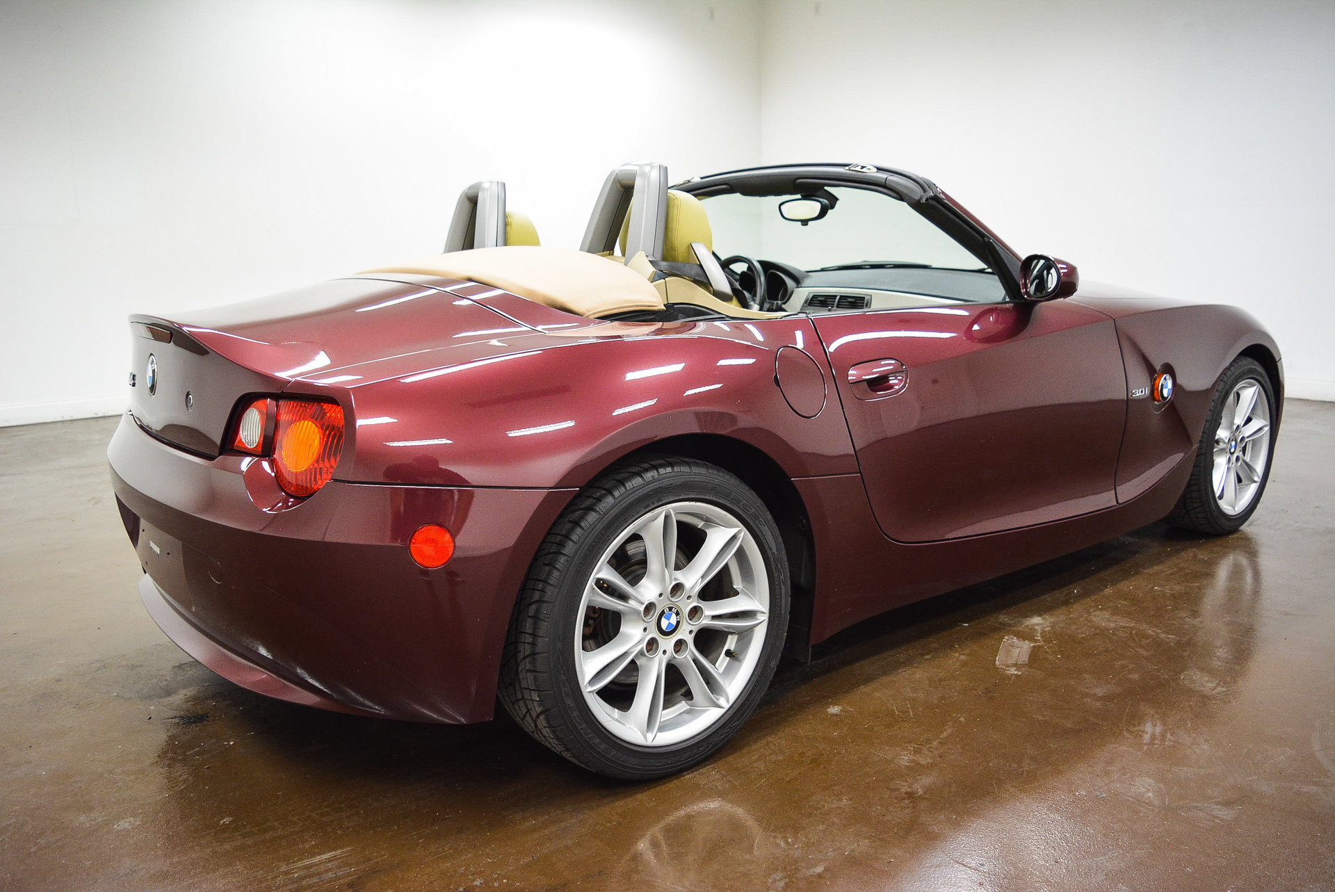 2003 Bmw Z4 For Sale 87727 Mcg