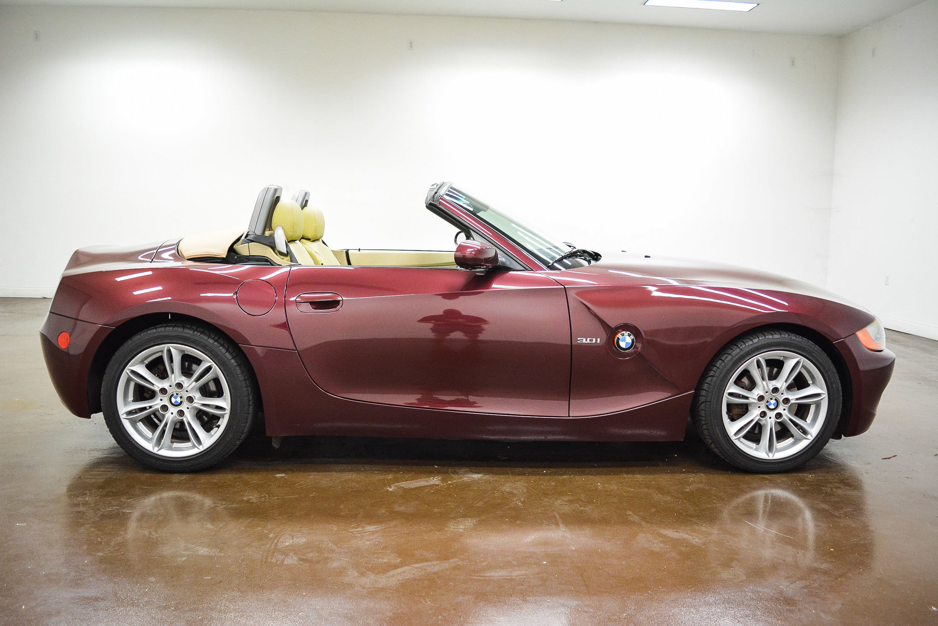 2003 Bmw Z4 Classic Car Liquidators In Sherman Tx