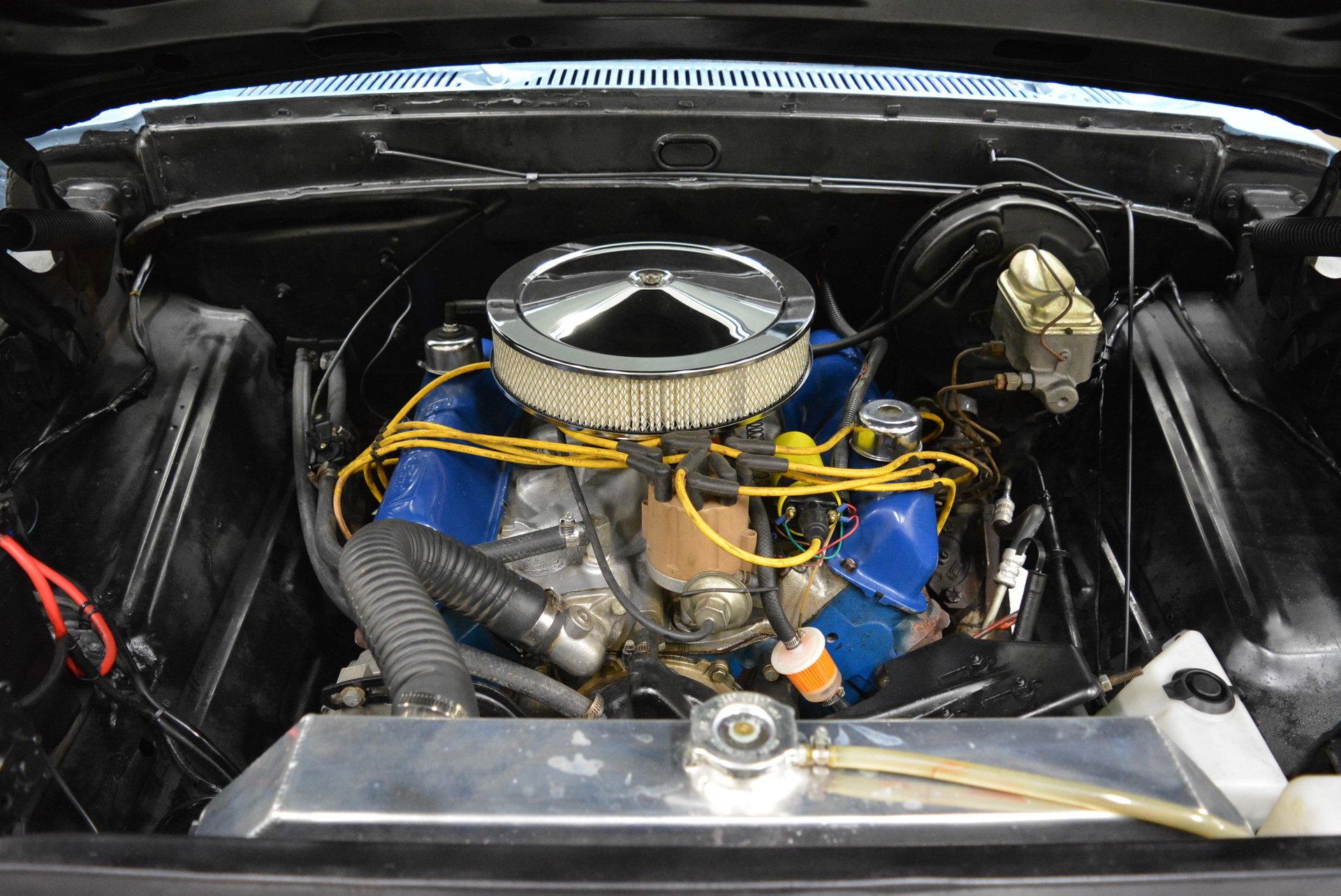 1969 Ford F100 Classic Car Liquidators In Sherman Tx Engine
