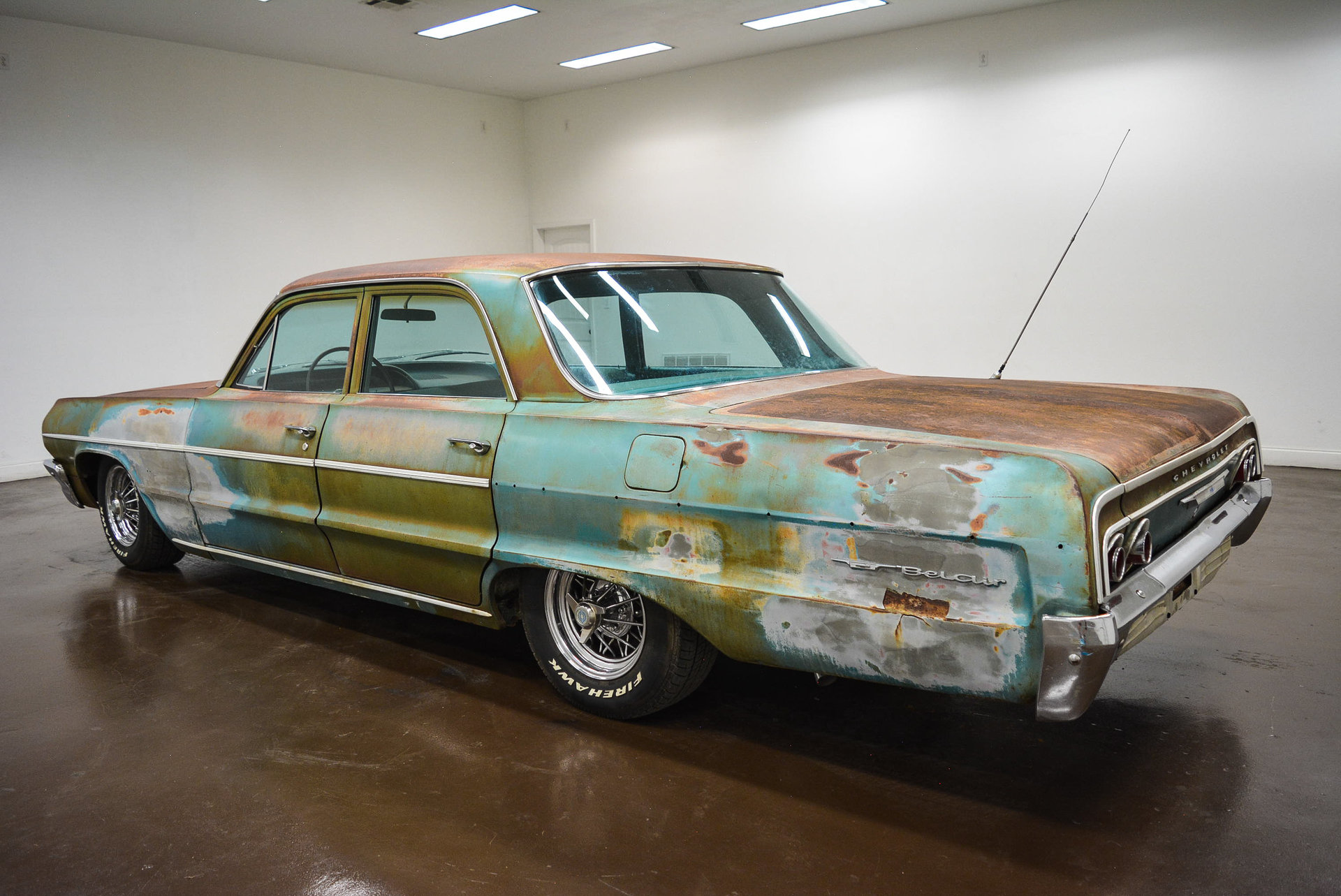 1964 Chevrolet Bel Air Classic Car Liquidators in
