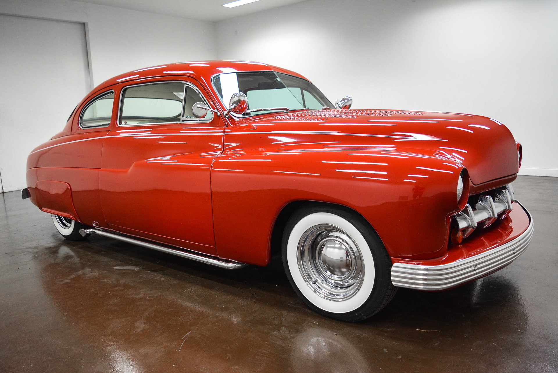 1950 Mercury Coupe ...