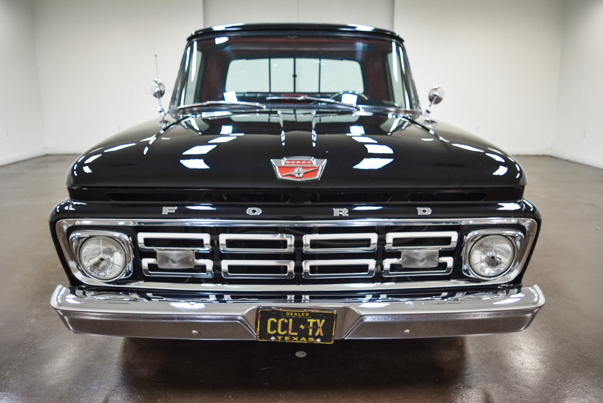 1964 Ford F100 Classic Car Liquidators In Sherman Tx Pickup Truck