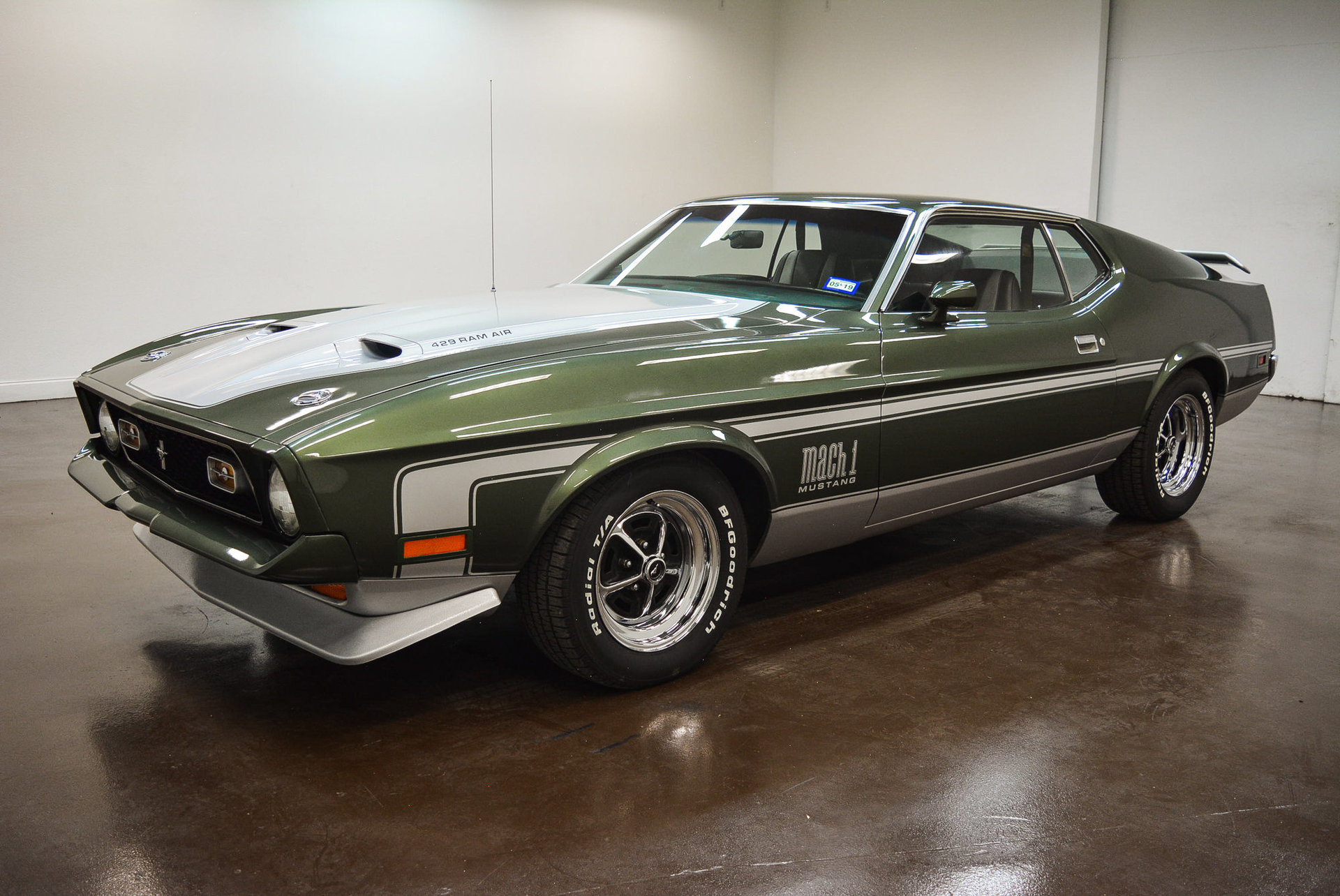 1971 Ford Mustang For Sale  95780