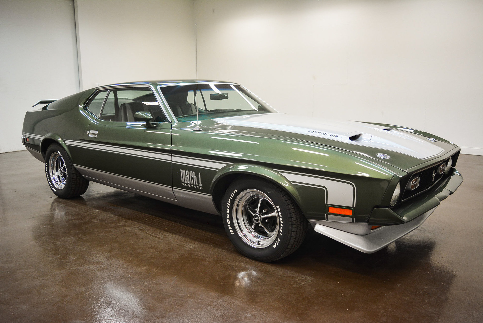 1971 Ford Mustang For Sale 95780 Mcg