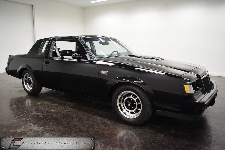 1986 Buick Grand National | Classic Car Liquidators in ...