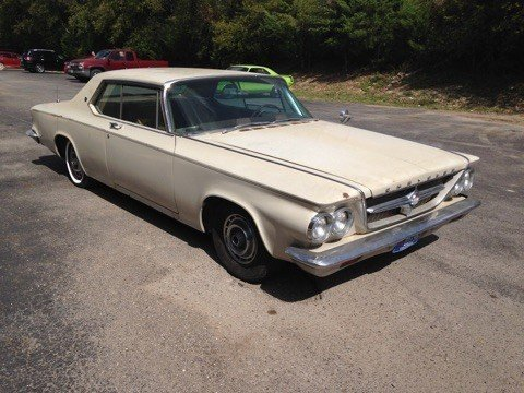 1963 Chrysler 300 Series