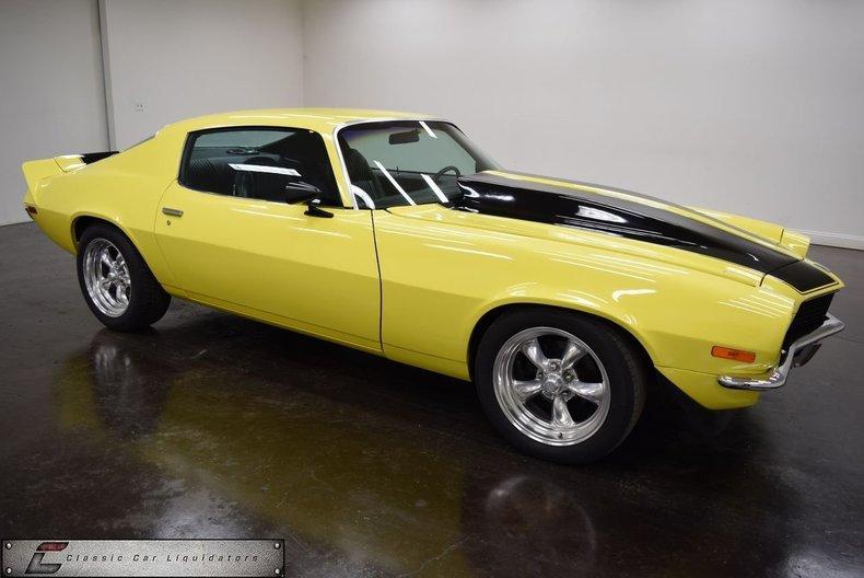 1971 Chevrolet 3100 Pickup