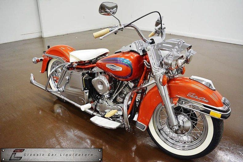 1968 Harley Electra Glide