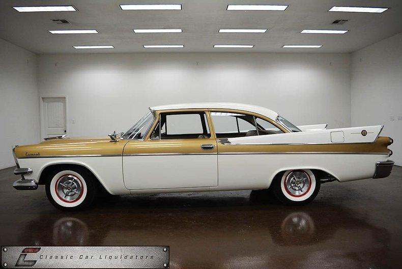 Car Dealerships In Sherman Tx >> 1957 Dodge Coronet | Classic Car Liquidators in Sherman, TX