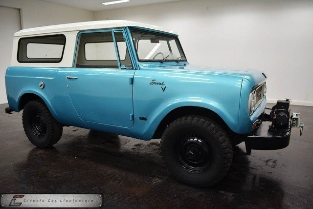 1970 International Harvester Scout