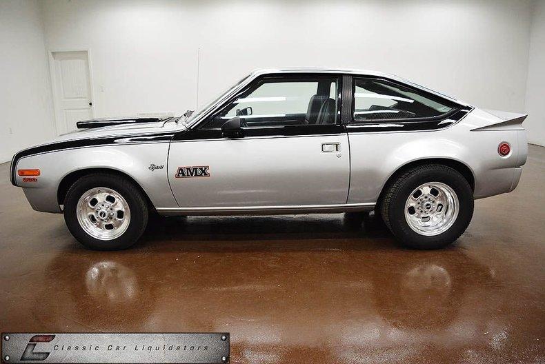 1981 Amc Spirit Classic Car Liquidators In Sherman Tx