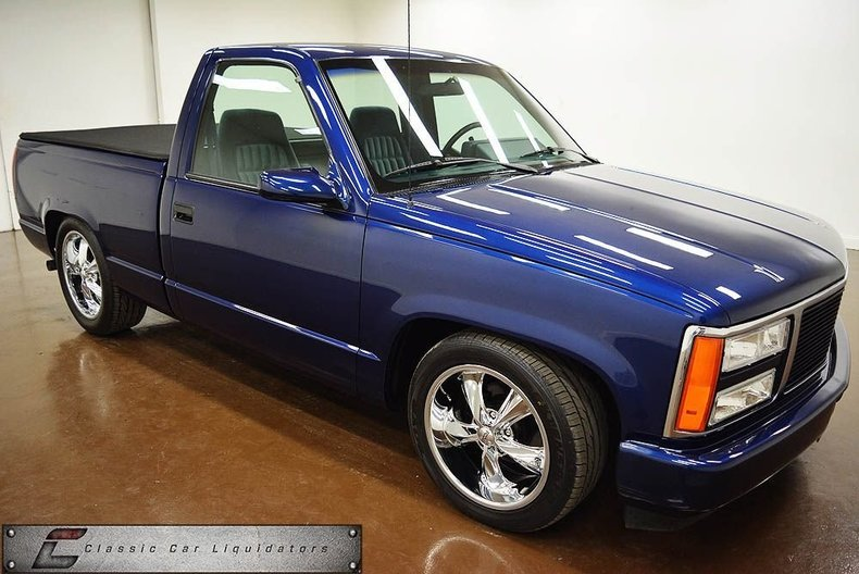 1993 Chevrolet C K Pickup 1500 Classic Car Liquidators