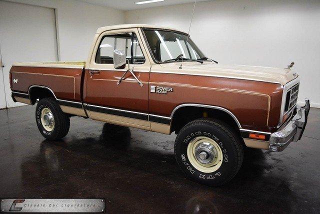 1984 Dodge Other Pickups