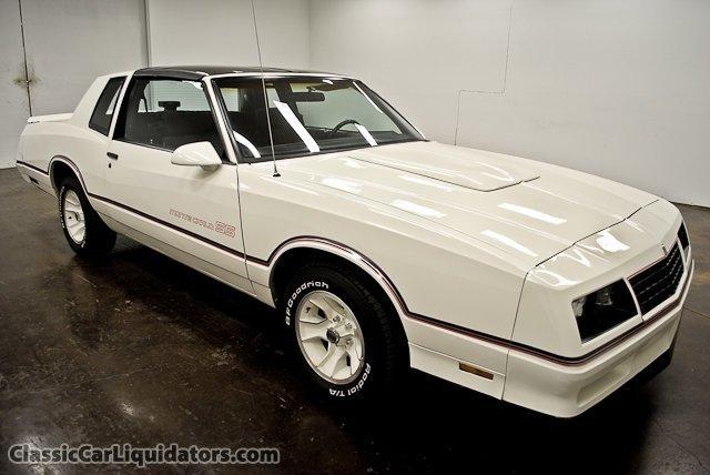 1986 Chevrolet SS