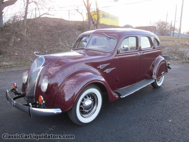 1936 DeSoto Other