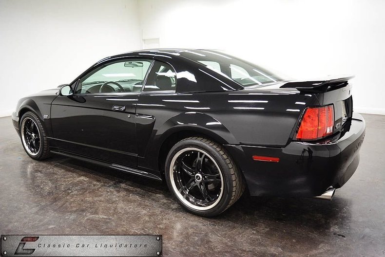 2002 ford mustang gt for sale 68267 mcg. Black Bedroom Furniture Sets. Home Design Ideas