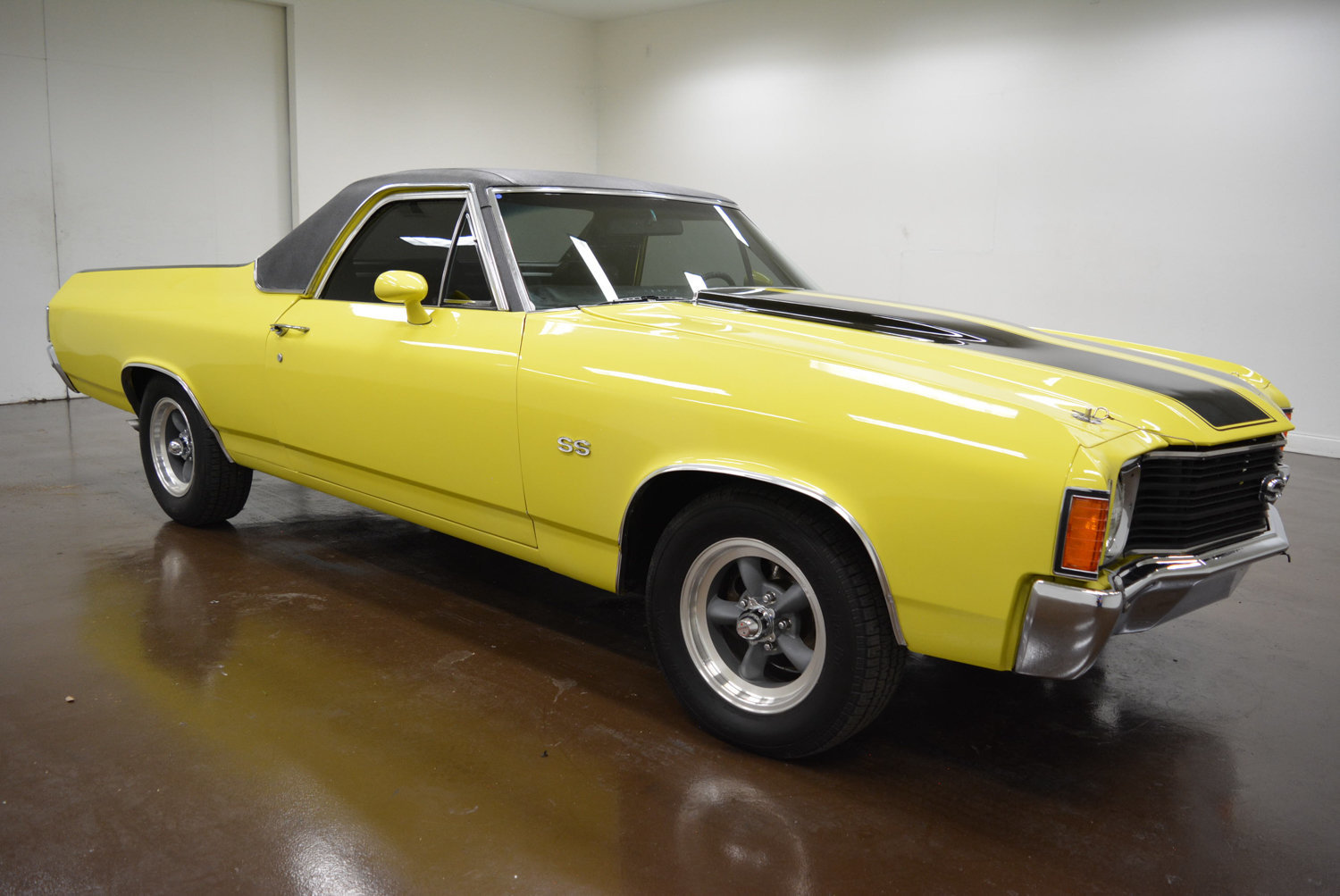 1972 chevrolet el camino classic car liquidators in. Black Bedroom Furniture Sets. Home Design Ideas