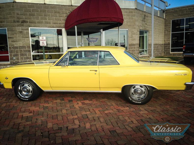 1965 1965 Chevrolet Malibu For Sale
