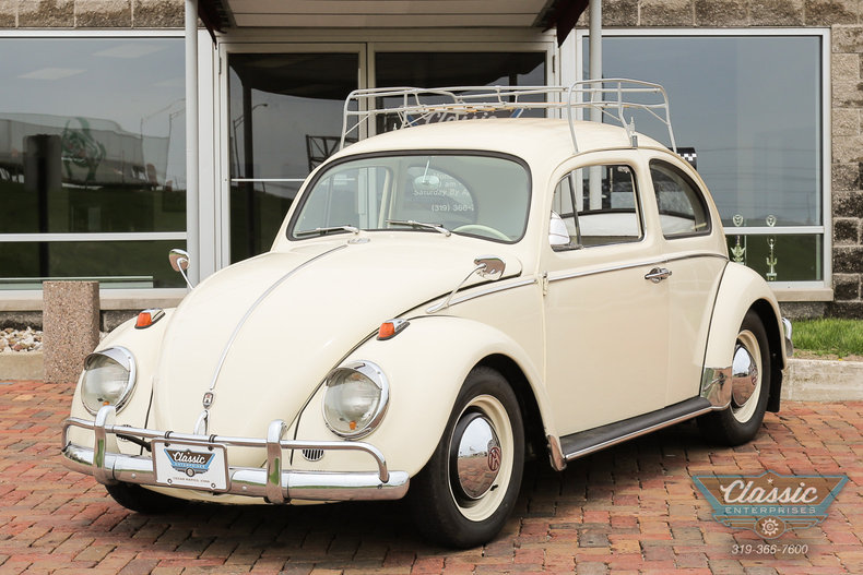 1961 Volkswagen Beetle Duffy S Classic Cars