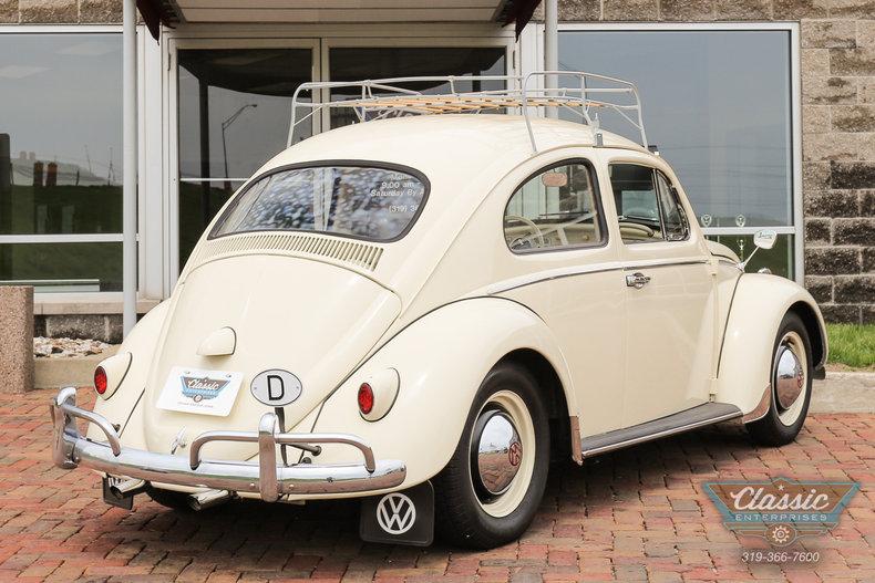 1961 1961 Volkswagen Beetle For Sale