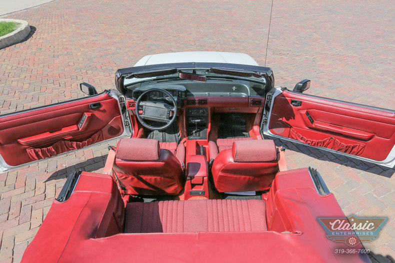 1991 1991 Ford Mustang For Sale