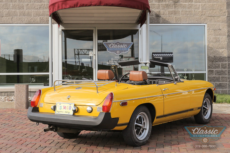 1975 1975 MG MGB For Sale
