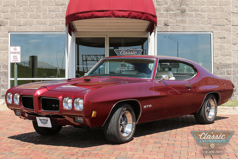 1970 1970 Pontiac GTO For Sale