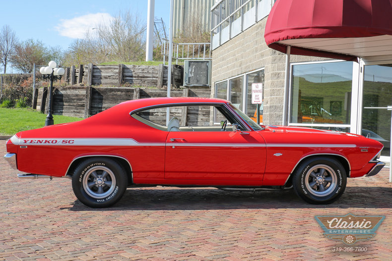 1969 1969 Chevrolet Chevelle For Sale