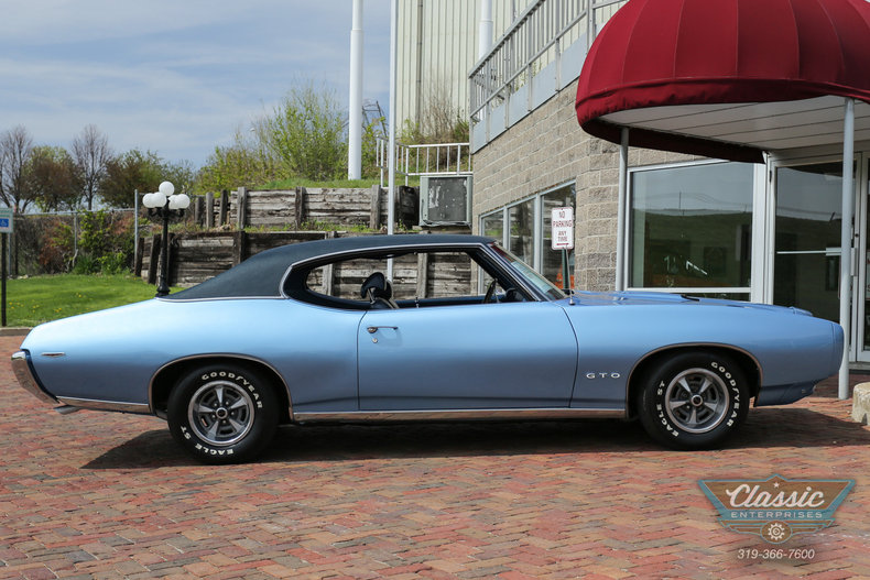 1969 1969 Pontiac GTO For Sale