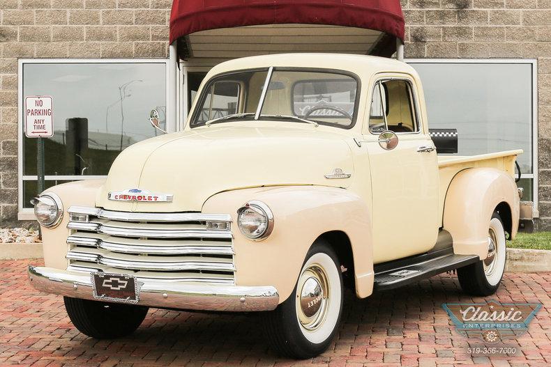 1953 Chevrolet 1/2-Ton Pickup