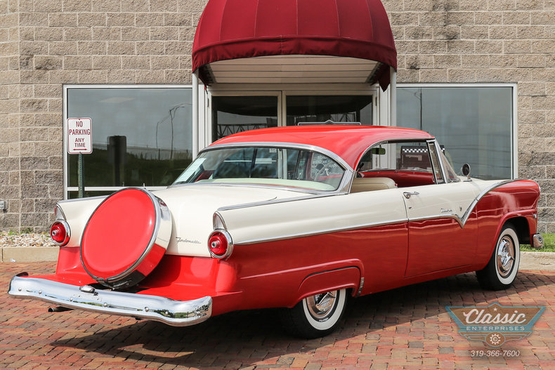 1955 1955 Ford Victoria For Sale