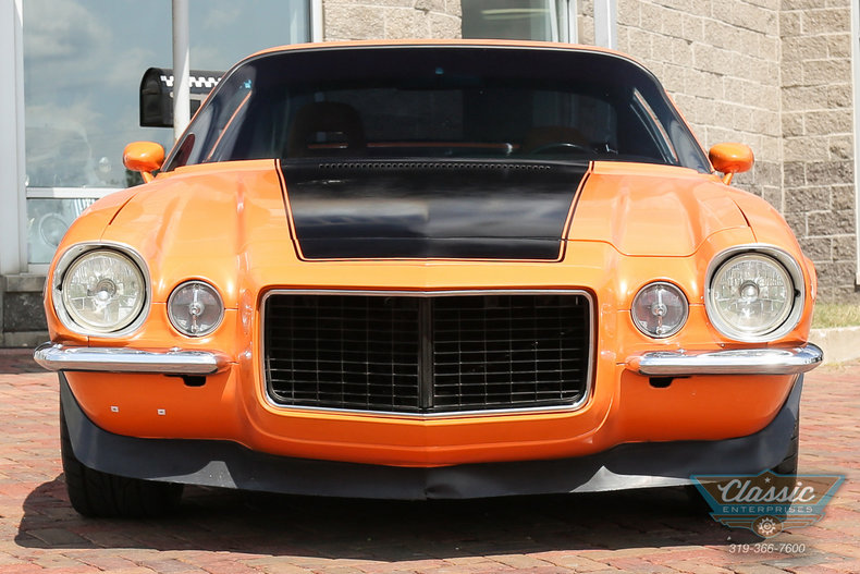 1972 1972 Chevrolet Camaro For Sale