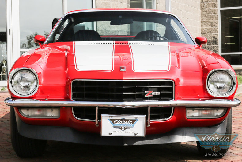 1972 1972 Chevrolet Camaro For Sale