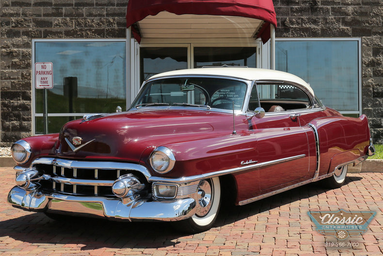 1953 Cadillac Coupe DeVille | Duffy's Clic Cars