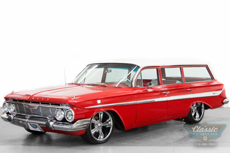 1961 Chevrolet Nomad