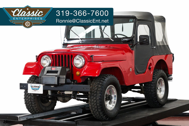1967 Jeep CJ