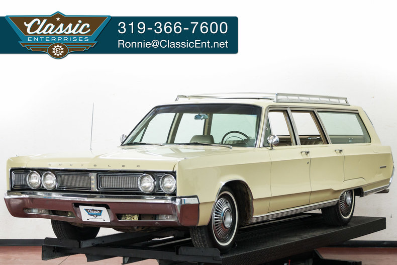 1967 Chrysler Town and Country