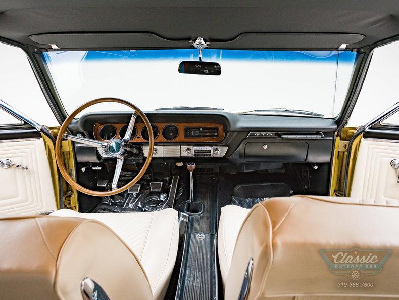 1965 1965 Pontiac GTO For Sale