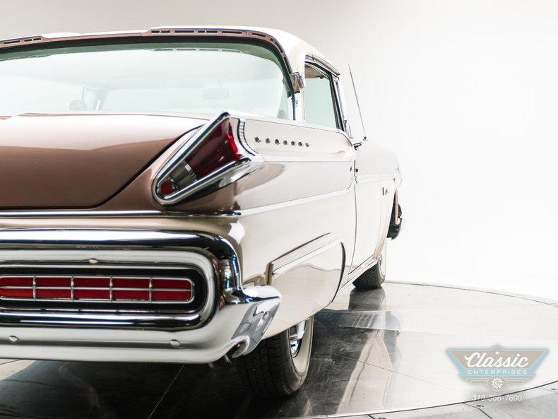 1957 1957 Mercury Montclair For Sale