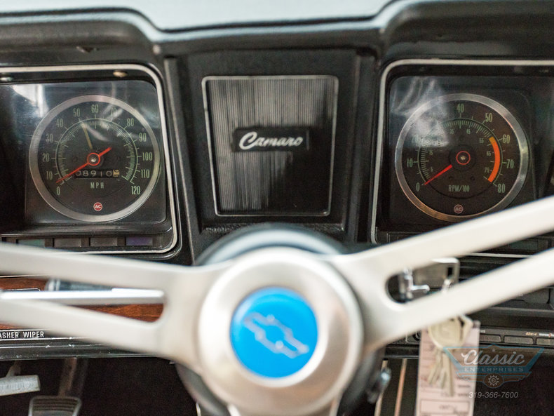 1969 1969 Chevrolet Camaro RSSS For Sale